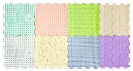 «Universal», pastel colors